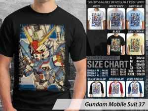 Kaos Couple Family Gundam Robot, Kaos Couple Family Anime Japan Gundam, Kaos Couple Family Robot Gundam, Kaos Gundam Wing Japan